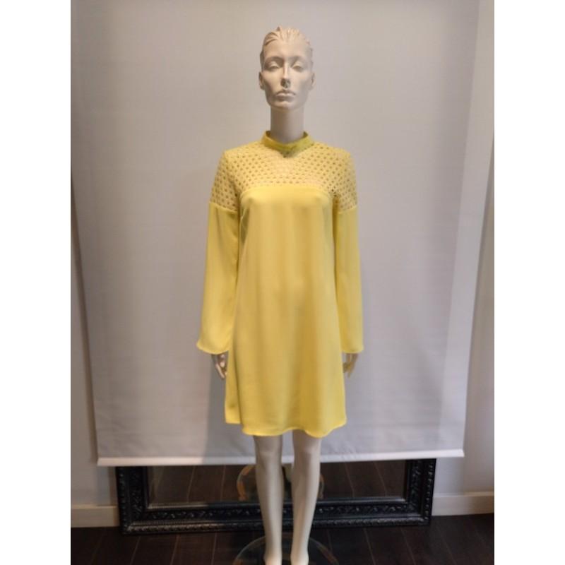 Vestido LIU JO amarillo