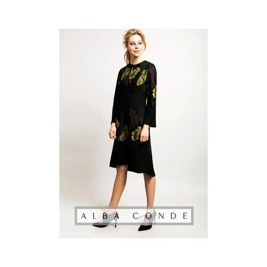 Vestido ALBA CONDE tropical