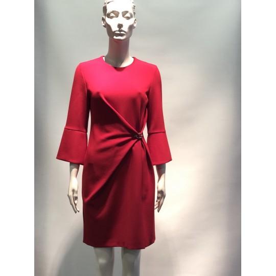 Vestido ALBA CONDE rojo