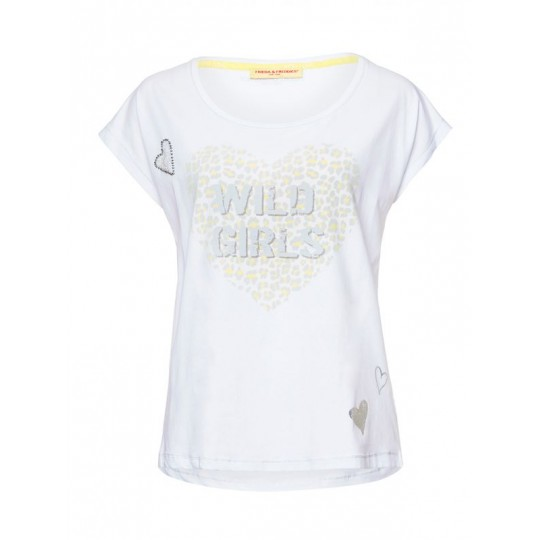 Camiseta FRIEDA&FREDDIES blanca