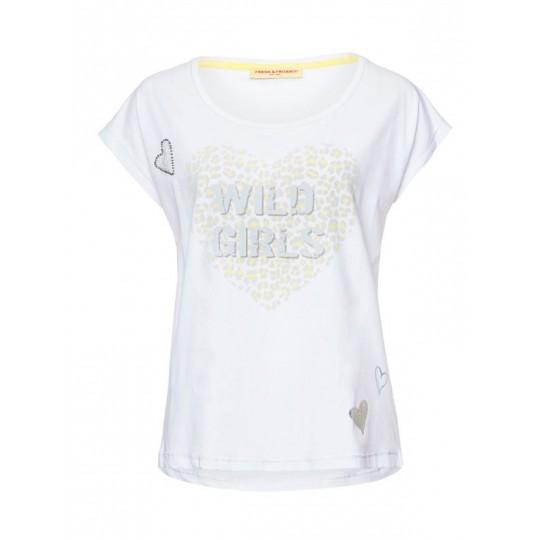 Camiseta FRIEDA&FREDDIES blanca