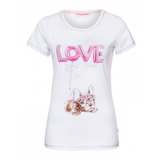 Camiseta FRIEDA&FREDDIES love