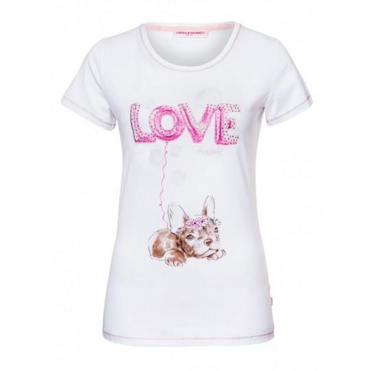 Camiseta FRIEDA&FREDDIES love