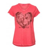 Camiseta FRIEDA&FREDDIES roja