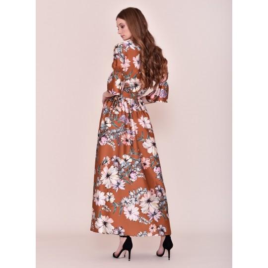 Vestido NURIBEL estilo japones