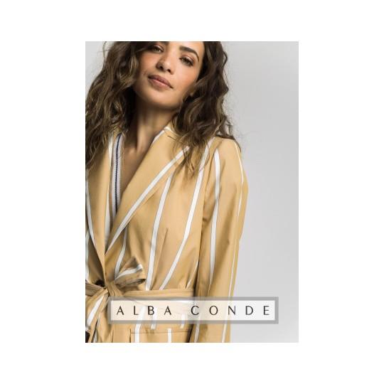Blazer ALBA CONDE camel